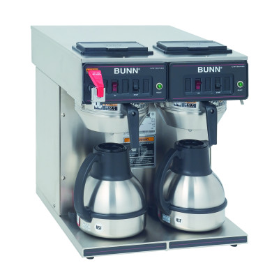 23400.0046 BUNN CWTF TWIN-APS, GF