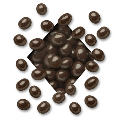 DARK Chocolate Covered Espresso Coffee Beans (sold in 5 lb. bags)