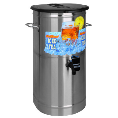 34100.0020 BUNN TDO-4, W/BREW THRU LID & LIFT HANDLE