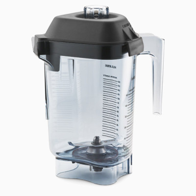 Vitamix 15979 48 oz. / 1,4 L Advance container with Advance blade assembly, no lid. For use withThe Quiet One and Blending Station Advance only.