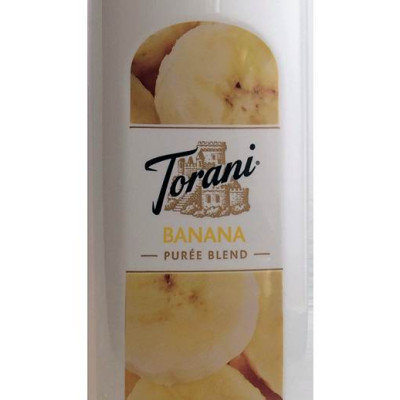 Torani Puree Banana Smoothie Mix