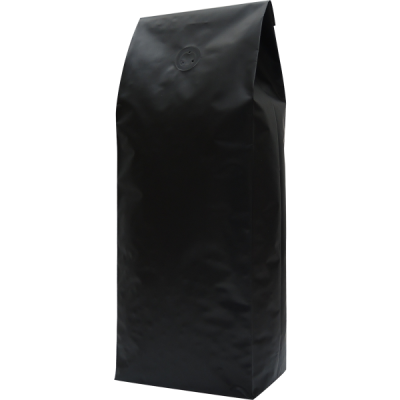 Bag 8oz foil BLACK