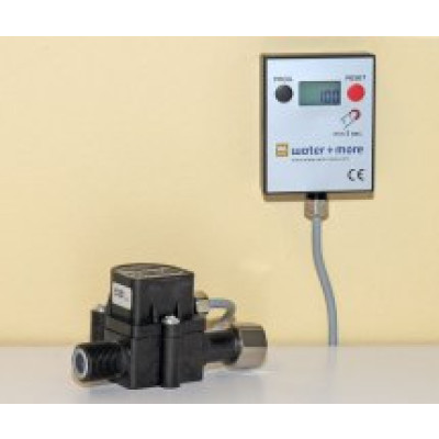BestMax Water Filter Acquameter with LCD Display