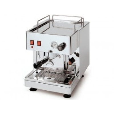 Astoria Compact CKX Rotary - Stainless Steel - Direct Water Connect - 1 Group Semi-automatic Commercial Espresso Machine