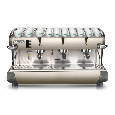 Rancilio Classe 10 RE 3 Group Lever Commercial Espresso Machine