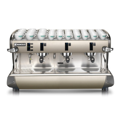 Rancilio Classe 10 S 3 Group Semi-automatic Commercial Espresso Machine