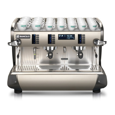 Rancilio Classe 10 USB 2 Group Automatic Commercial Espresso Machine