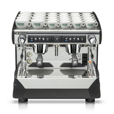 Rancilio Classe 7E2com 2 Group Compact Automatic Commercial Espresso Machine