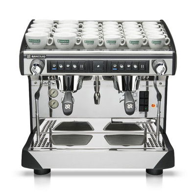 Rancilio Classe 7E2com 2 Tall Group Compact Automatic Commercial Espresso Machine