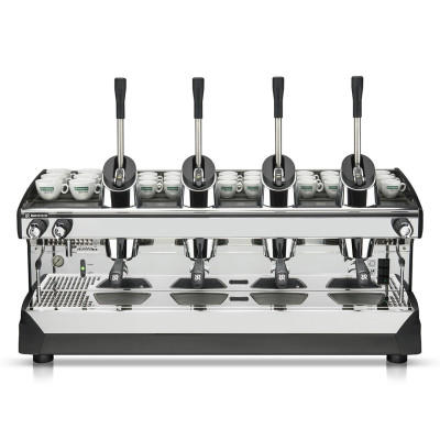 Rancilio Classe 7 Lever 4 Group Lever Commercial Espresso Machine
