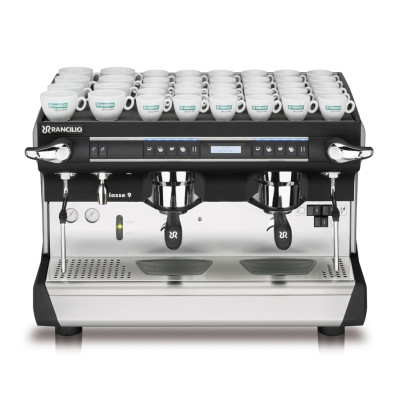 Rancilio Classe 9 USB 2 Group Automatic Commercial Espresso Machine