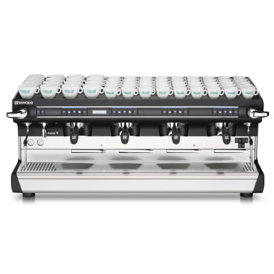 Rancilio Classe 9 USB 4 Tall Group Automatic Commercial Espresso Machine