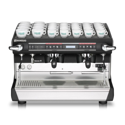 Rancilio Classe 9X-USB 2 Tall Group Automatic Commercial Espresso Machine