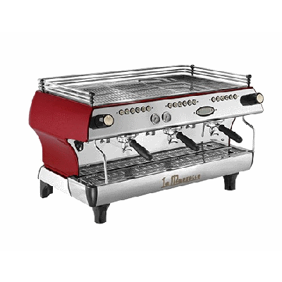 La Marzocco FB80 2 Group Mechanical Paddle MP Commercial Espresso Machine