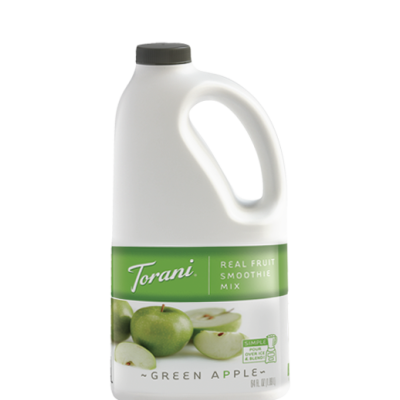 GREEN APPLE REAL FRUIT SMOOTHIE MIX