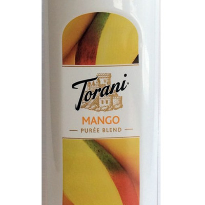 Torani Puree Mango Smoothie Mix