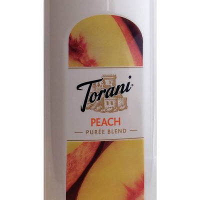 Torani Puree Peach Smoothie Mix