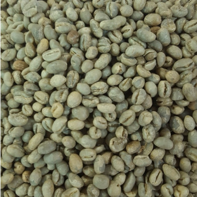 Unroasted Tanzanian Peaberry Coffee Green Coffee For Sale