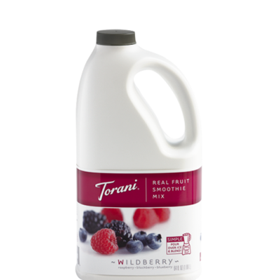 Torani Real Fruit Smoothie Mix WILD BERRY