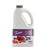 Torani BLUEBERRY POMEGRANATE Real Fruit Smoothie Mix