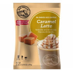 Big Train Caramel Latte Blended Ice Coffee Frappe Mix 3.5lb. bag
