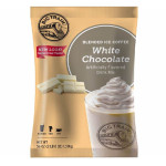 Big Train White Chocolate Latte Blended Ice Frappe Mix 3.5lb. bag