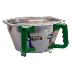 BUNN 45845.0001 Funnel Assembly W/Basket Green Handle