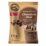 Chocolate Malt Blended Ice Coffee Mix 3.5 lb Bulk Bag