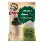 Dragonfly Green Tea Blended Crème Frappé Mix 3.5 lb Bulk Bag