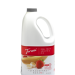 Torani STRAWBERRY BANANA Real Fruit Smoothie Mix