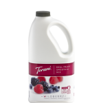 Torani WILD BERRY Real Fruit Smoothie Mix