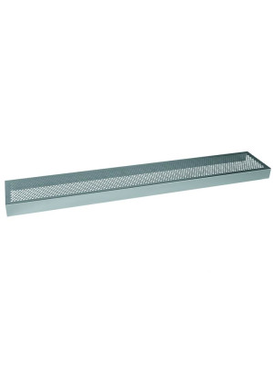 BUNN 07285.0000 Cover, Drip Tray-Stainless Steel Perf