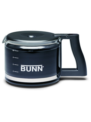20435.0000 BUNN DECANTER, A10BLK 10CUP 1PACK