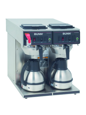 23400.0047 BUNN CWTF TWIN-TC, 120/240V SF
