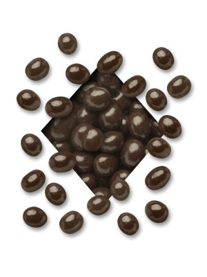 DARK Chocolate Covered Espresso Coffee Beans (5 lb. bag)