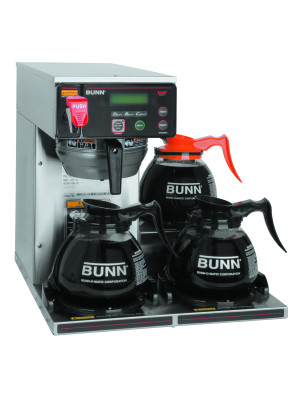 38700.0076 BUNN AXIOM-DV-3, BREWWISE 3L RT
