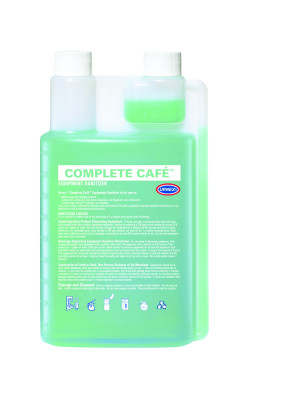39265.0010 BUNN CLEANER,MILK COMPLETE CAFE 1L