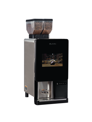 Bunn Sure Immersion™ - Bean-to-Cup Coffee System