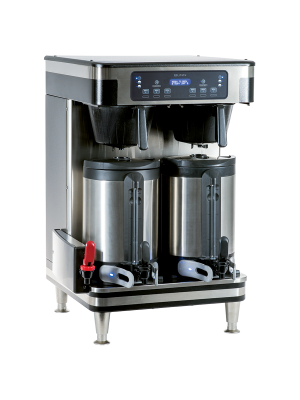 51200.0100 BUNN Infusion Twin SH - Stainless
