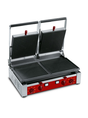 Double Snack Master Panini Grill