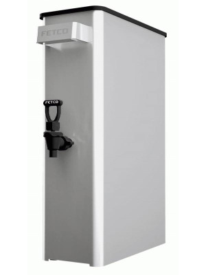 Fetco ITD-2135  - Manual Pull Faucet3 .5 Gallon Slim Profile Iced Tea Dispenser