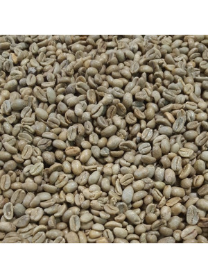 Organic Fair Trade Ethiopian Harrar Green Coffee Beans (Not Roasted)