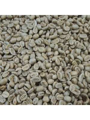 Organic Fair Trade Ethiopian Yirgacheffe Green Coffee Beans (Not Roasted)