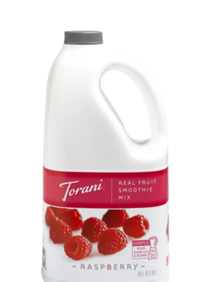 Torani Real Fruit Smoothie Mix RASPBERRY