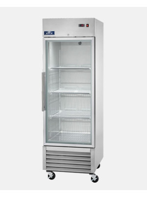 Arctic Air AGR23 ONE DOOR REACH-IN REFRIGERATOR - GLASS