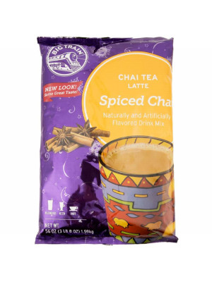 Spiced Chai Tea Latte Mix 3.5 lb Bulk Bag