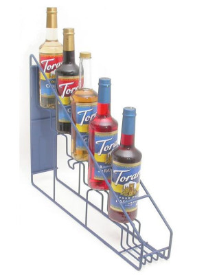 Torani 6-unit 750ml Bottle Rack
