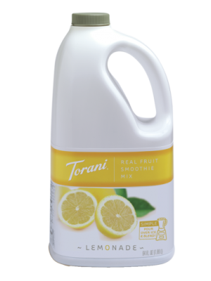 Torani Real Fruit Smoothie Mix LEMONADE