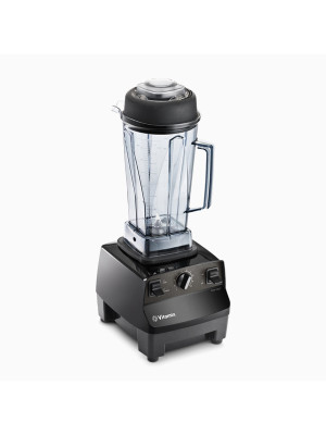 Vitamix 62827 Vita-Prep with 64 oz. / 2.0 L BPA-Free, clear container complete with wet blade assembly, lid, tamper, and black base