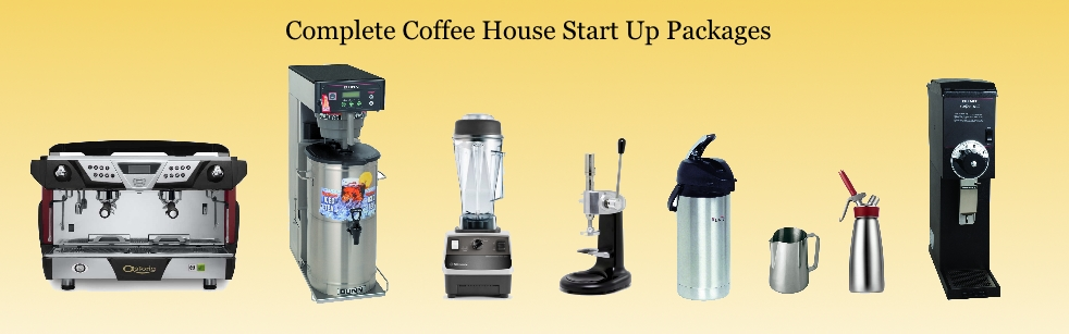 coffee equipment leasing: